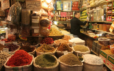 spices shop